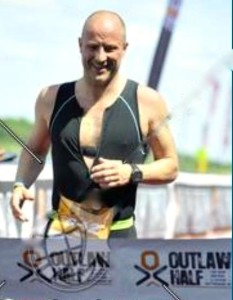 Dave, Outlaw Half Ironman